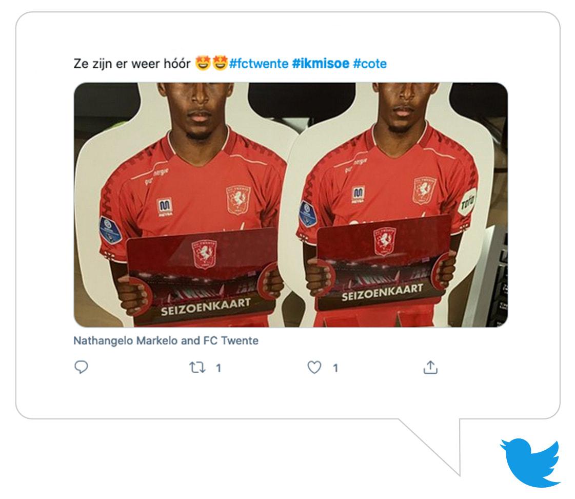 A tweet