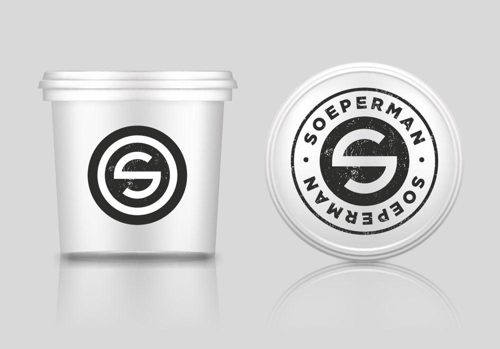 Soeperman Cups